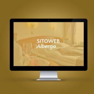 sito web per alberghi