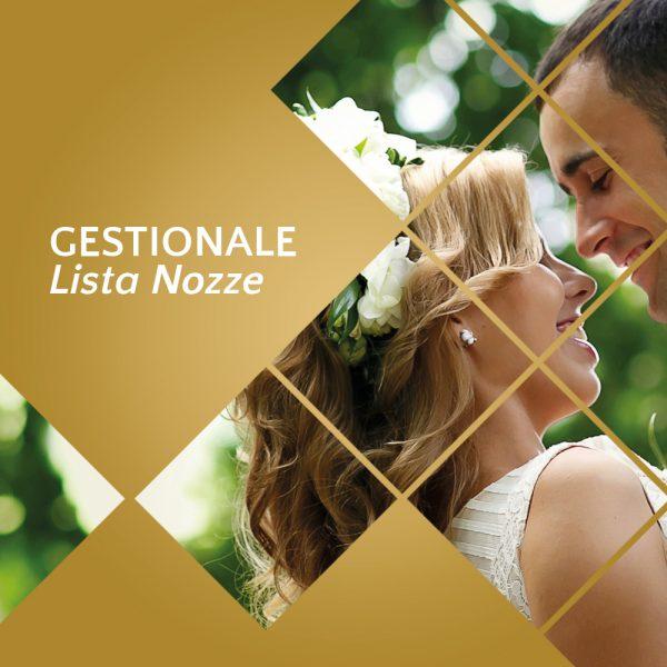 Gestionale lista nozze