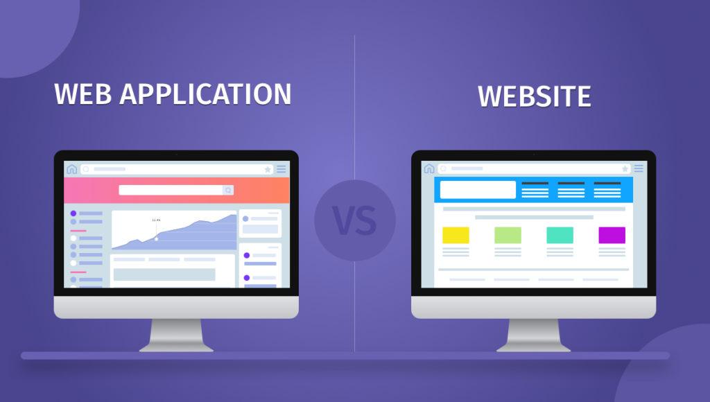 sviluppo applicazione web